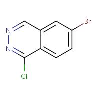 6-bromo-1-chlorophthalazine