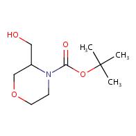 4-Boc-(3-Hydroxymethyl)morpholine