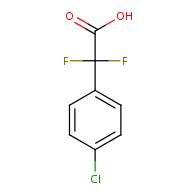 2-(4-Chlorophenyl)-2,2-difluoroacetic acid