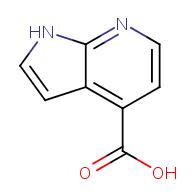 1H-pyrrolo[2,3-b]pyridine-4-carboxylic acid