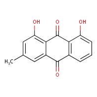 1,8-dihydroxy-3-methylanthracene-9,10-dione