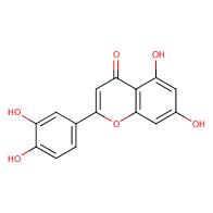 2-(3,4-Dihydroxyphenyl)-5,7-dihydroxy-4H-chromen-4-one