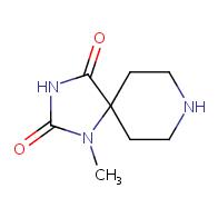 1-methyl-1,3,8-triazaspiro[4.5]decane-2,4-dione