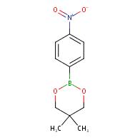 5,5-dimethyl-2-(4-nitrophenyl)-1,3,2-dioxaborinane