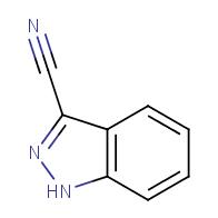 1H-indazole-3-carbonitrile