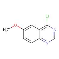 4-chloro-6-methoxyquinazoline