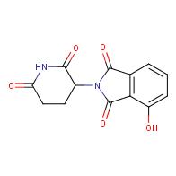 2-(2,6-dioxopiperidin-3-yl)-4-hydroxyisoindole-1,3-dione