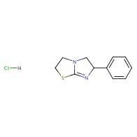 6-phenyl-2,3,5,6-tetrahydroimidazo[2,1-b][1,3]thiazole hydrochloride