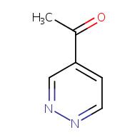 1-(Pyridazin-4-yl)ethanone