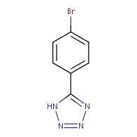 5-(4-Bromophenyl)-1H-tetrazole