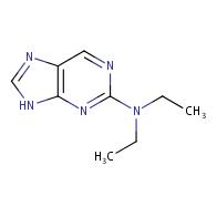 N,N-diethyl-9H-purin-2-amine