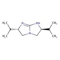 (2S,6S)-2,6-diisopropyl-2,3,5,6-tetrahydro-1H-imidazo[1,2-a]imidazole