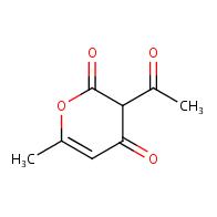 3-acetyl-6-methyl-3H-pyran-2,4-dione