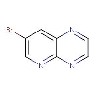 7-bromopyrido[3,2-b]pyrazine