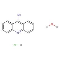 acridin-9-amine;hydrate;hydrochloride