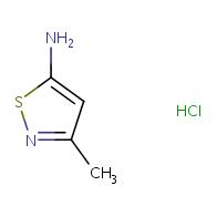 3-Methylisothiazol-5-amine hydrochloride