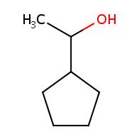 1-Cyclopentylethanol