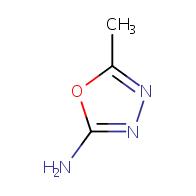 5-methyl-1,3,4-oxadiazol-2-amine