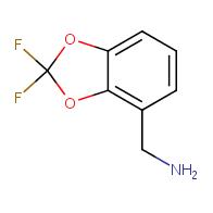 (2,2-difluoro-2H-1,3-benzodioxol-4-yl)methanamine