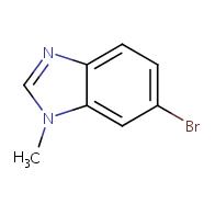 6-bromo-1-methyl-1H-benzo[d]imidazole