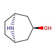 endo-8-azabicyclo[3.2.1]octan-3-ol