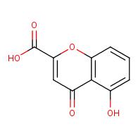 5-hydroxy-4-oxo-4H-chromene-2-carboxylic acid