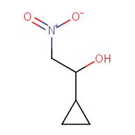 1-Cyclopropyl-2-nitroethanol