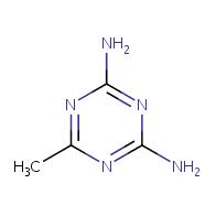 6-methyl-1,3,5-triazine-2,4-diamine
