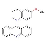 9-(6-Methoxy-3,4-dihydroquinolin-1(2H)-yl)acridine