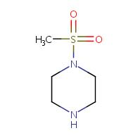 1-(methylsulfonyl)piperazine