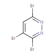 3,4,6-Tribromopyridazine