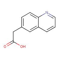 2-(quinolin-6-yl)acetic acid
