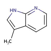 3-methyl-1H-pyrrolo[2,3-b]pyridine