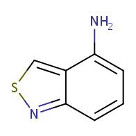 benzo[c]isothiazol-4-amine