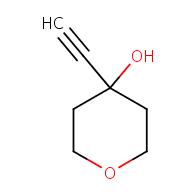 2H-Pyran-4-ol, 4-ethynyltetrahydro-