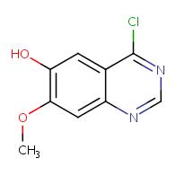 4-chloro-7-methoxyquinazolin-6-ol