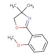 2-(2-Methoxyphenyl)-4,4-dimethyl-2-oxazoline