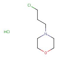 4-(3-chloropropyl)morpholine hydrochloride