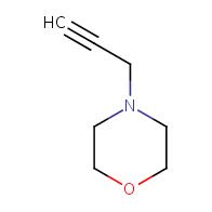 4-(prop-2-yn-1-yl)morpholine