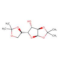 a-D-Glucofuranose,1,2:5,6-bis-O-(1-methylethylidene)-