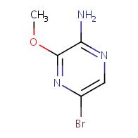 5-bromo-3-methoxypyrazin-2-amine