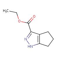 ethyl 1,4,5,6-tetrahydrocyclopenta[c]pyrazole-3-carboxylate