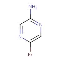 5-bromopyrazin-2-amine
