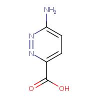 6-aminopyridazine-3-carboxylic acid