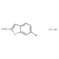 6-Bromo-1-benzothiophen-2-amine hydrochloride