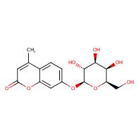 2H-1-Benzopyran-2-one,7-(b-D-galactopyranosyloxy)-4-methyl-