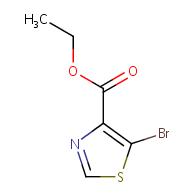 ethyl 5-bromothiazole-4-carboxylate