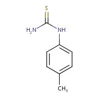 1-p-tolylthiourea