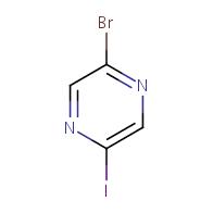 2-bromo-5-iodopyrazine