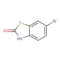 6-bromobenzo[d]thiazol-2(3H)-one